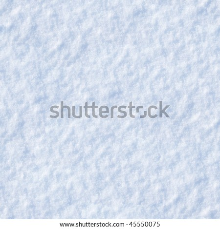 Snow seamless background - pattern for continuous replicate. - stock photo