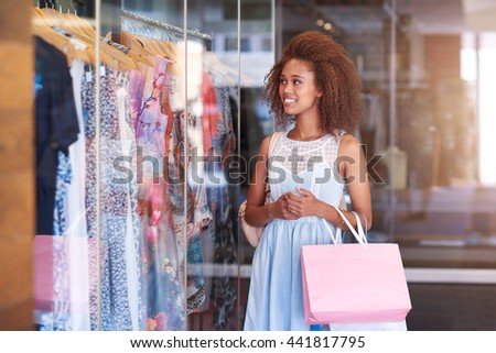 So many styles to choose from - stock photo