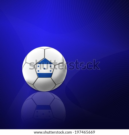 Soccer Championship 2014. Brazil. - stock photo