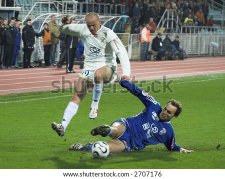 soccer football - stock photo