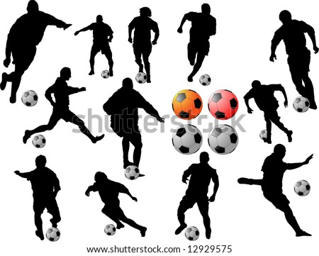 soccer player collection 1