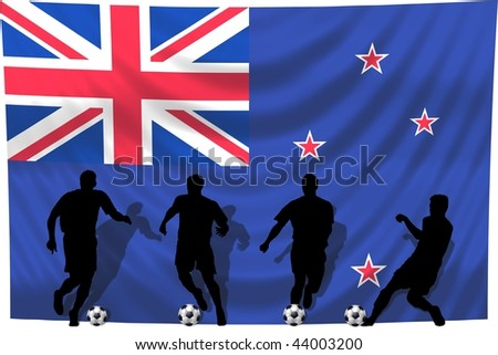 soccer player New Zealand