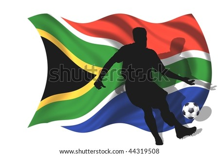 soccer player South Africa