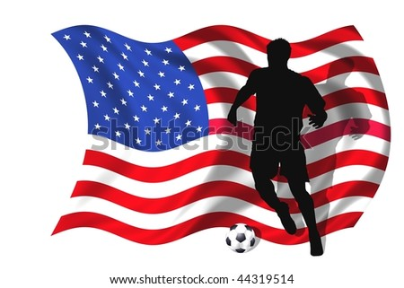 soccer player USA