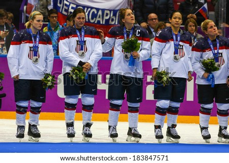 Winter Olympics 2014: USA loses to Canada for women's ...