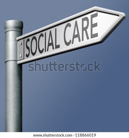 social care or work justice welfare and healthcare and job or income security for everyone