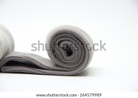 Sock - stock photo
