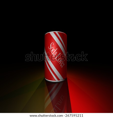 Soda - stock photo