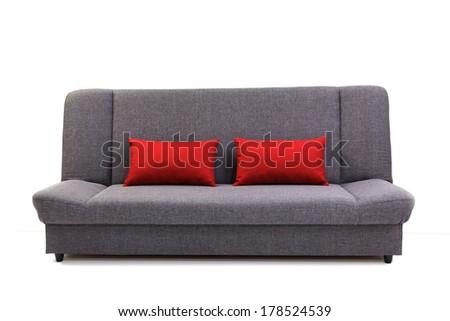 sofa furniture  - stock photo