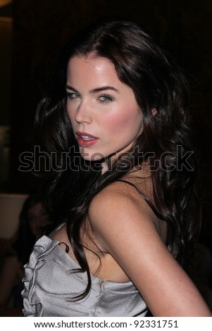Sofia Mattsson at the 61st Annual ACE Eddie Awards, Beverly Hilton Hotel, Beverly Hills, CA. 02-19-11