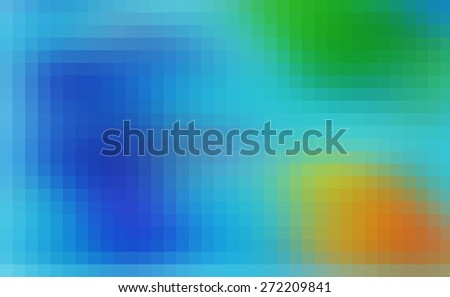 soft abstract background for various design artworks with beautiful square pattern texture mosaic filter  - stock photo