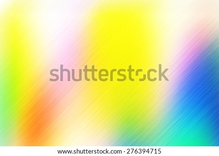 soft abstract blue green yellow white background for various design artworks with up right diagonal speed motion lines - stock photo