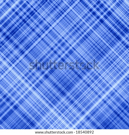 Soft blue and white diagonal lines abstract pattern background.