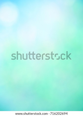 Soft Blue Color Wallpaper