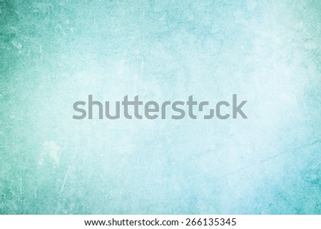 soft blue gradient abstract background - stock photo