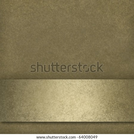 soft brown and beige background paper with stripe for copy space - stock photo