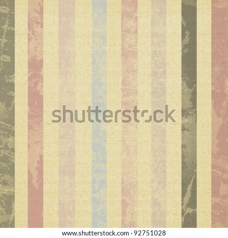 soft-color background with colored vertical stripes - stock photo