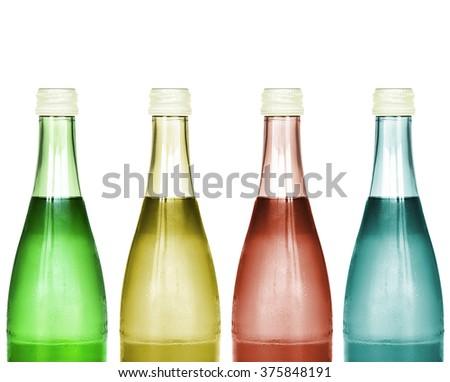 soft drinks - stock photo