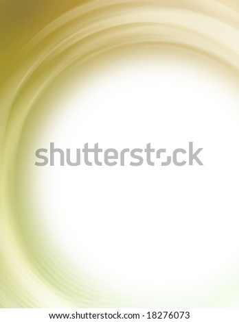 Soft fall colors background with room for copy space and bleed - stock photo