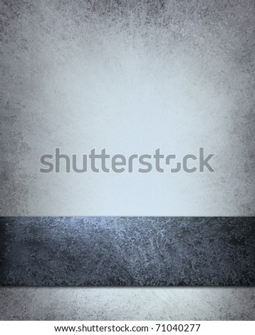 soft light sky blue background with darker blue grunge stripe layout design, faded sponge texture, highlight, and copy space to add your own text, title, or image, great for baby boy announcement - stock photo