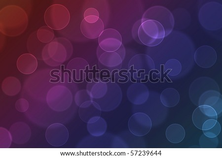 soft lights abstract background out of focus - stock photo