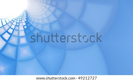 Soft modern background design composition. - stock photo