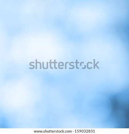 soft natural blurry background, for merry christmas or sky - stock photo