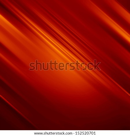 soft orange background with some smooth lines in it - stock photo