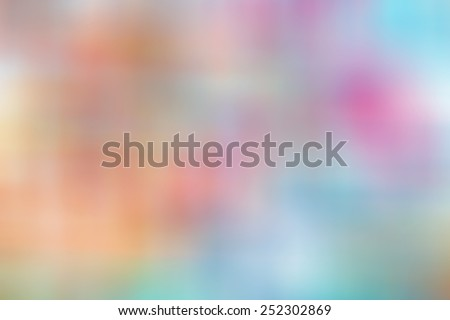 soft pastel background with gradient color - stock photo