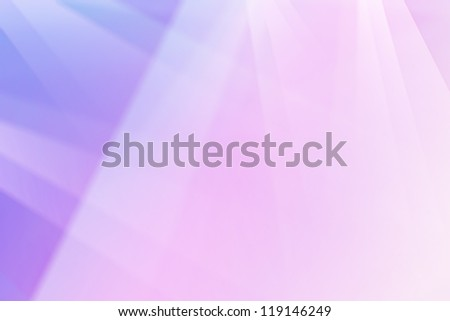 Soft pink and blue floodlight background - stock photo