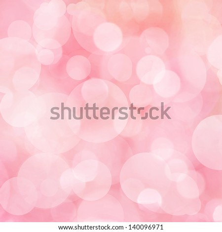 Soft, pink background - stock photo