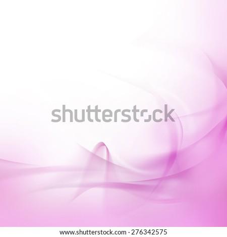 soft pink background - stock photo