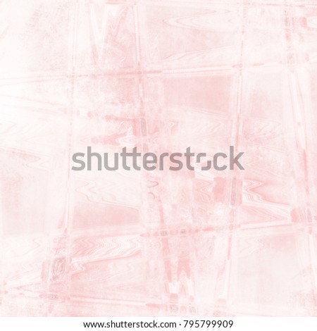 Soft pink background with abstract pastel watercolor pattern