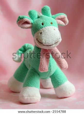 soft toy - stock photo