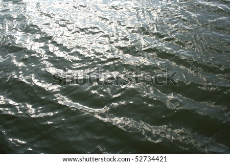 soft water wave