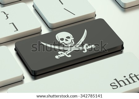 man suit software piracy