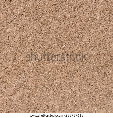 Soil texture for pattern and background.