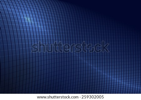Solar Cell - Modern Abstract Background