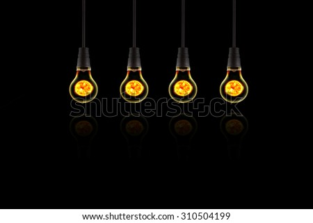 Solar cell power energy grid system technology idea concept background decoration design - stock photo