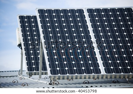 solar panel electricity industry