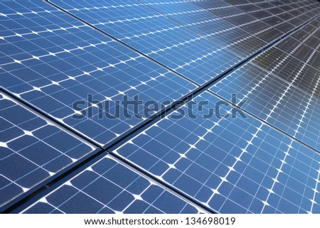 solar panels and Renewable Energy