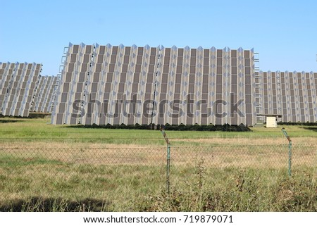 solar panels, photovoltaic power