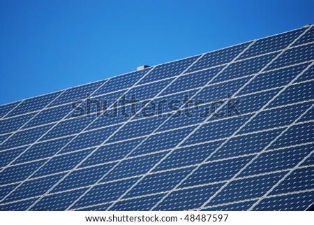 Solar Power - stock photo