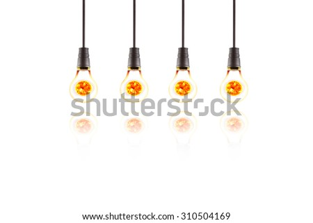 Solar power energy grid system technology idea concept background decoration design - stock photo