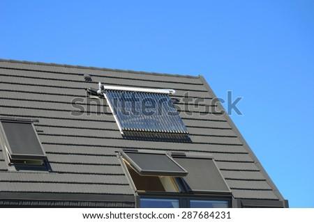 """solar Window Shades"" Stock Photos, Royalty-Free Images ..."