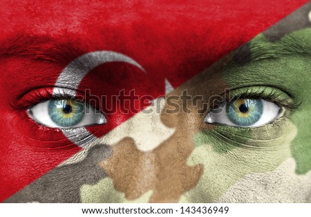 Soldier from Turkey
