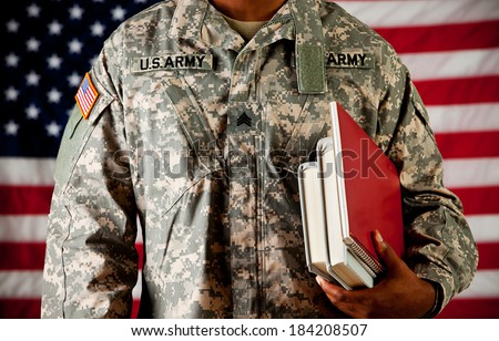 Soldier: Ready To Go Back To School As A Student