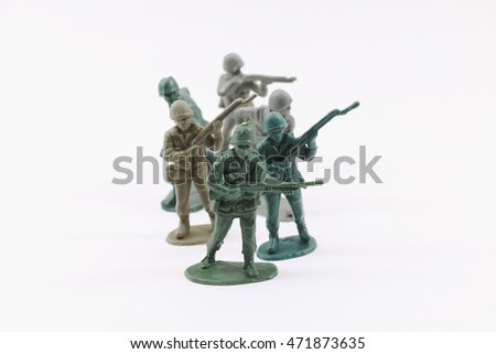 Soldier toy