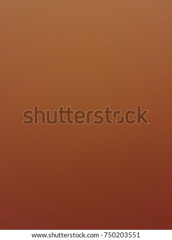 Solid Smooth Orange Tone Color Background For Writing Wallpaper