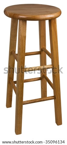 Solid Wood Bar Stool In Natural Finish  sc 1 st  Shutterstock & Bar Stool Stock Images Royalty-Free Images u0026 Vectors | Shutterstock islam-shia.org